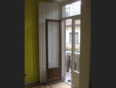 Cosa facciamo edil color s r l - Laccatura porte interne ...